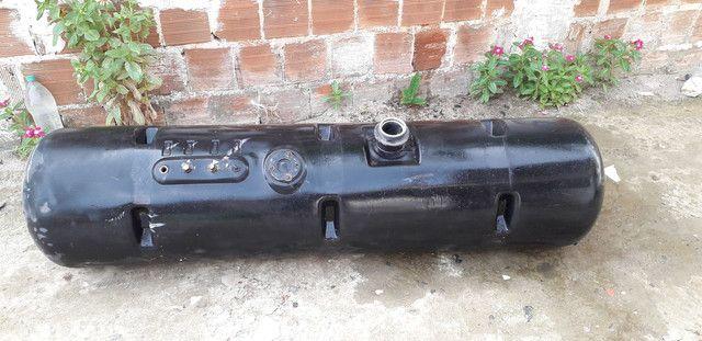 Tanque de combustível Caminhão  210 litros
