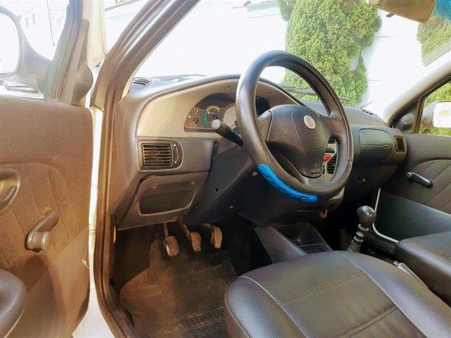Fiat Palio Fire 1.0 Flex Básico Branco Carro Novo 2012 Mega Fé - Foto 11