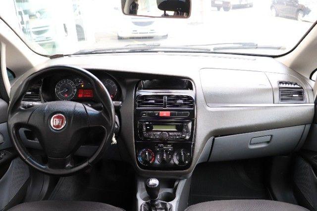 Fiat Linea 1.8 Essence flex manual 2012 preto, lindo! periciado. - Foto 2