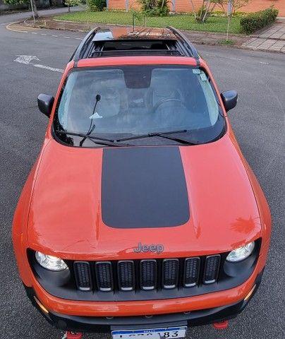 jeep renegade trailhawk 2.0 4x4 Turbo Diesel  - Foto 5