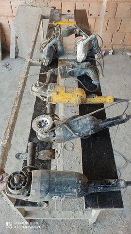Máquina de cortar granito, e maquinários  - Foto 6
