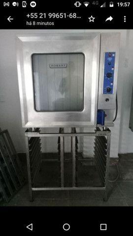 Forno elétrico combinado trifásico 220 volts