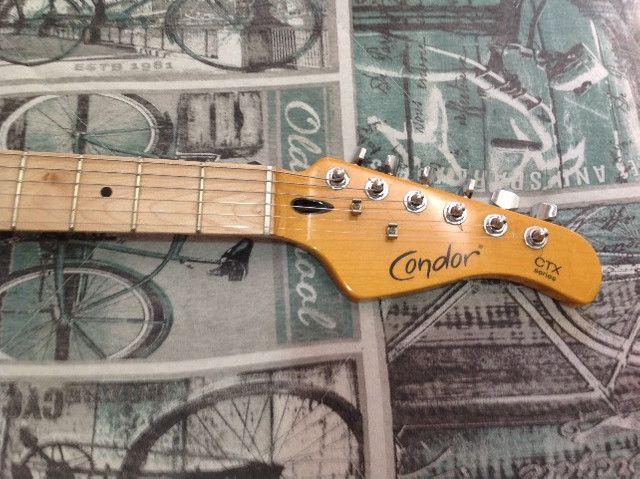 Guitarra thinline condor, semi acústica - Foto 3