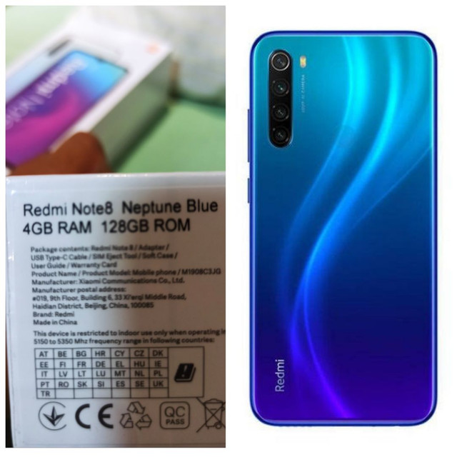 REDMI NOTE 8  - Foto 3