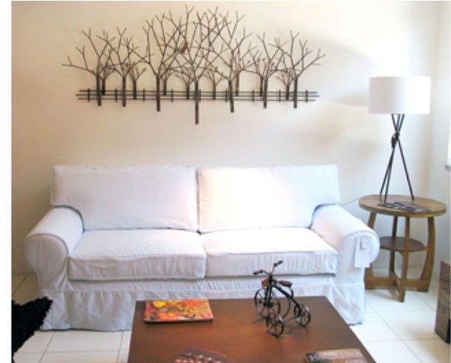 Escultura Árvore em aço da Velha Bahia - Foto 2