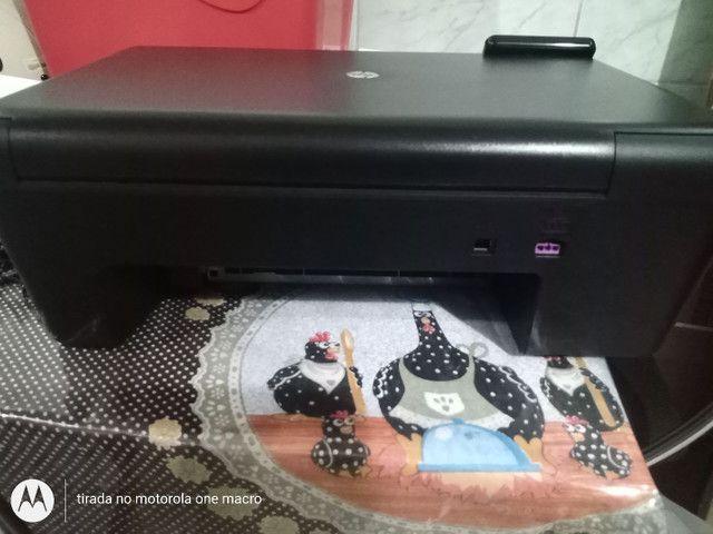 IMPRESSORA HP PHOTOSMART PRINT SCAN COPY WEB ePRINT WIRELESS TOUCHSMART DUO SD MMC - Foto 5