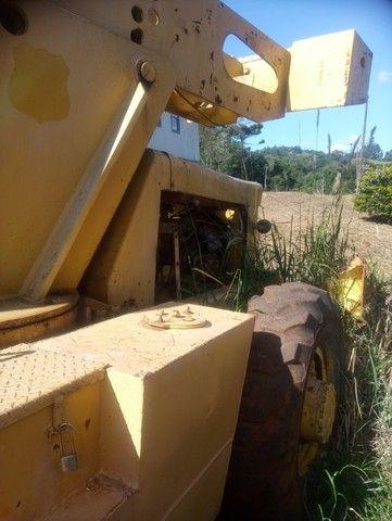 Trator carregador de madeira - Foto 2