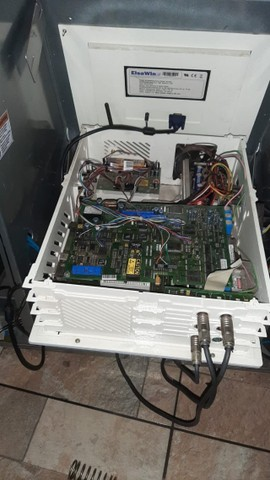 Recicladora De Fluido Refrigerante R134-a Elsawin eck twin dyh - Foto 4