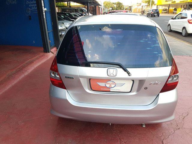 Fit 1.4 LX 2008 flex Honda  - Foto 5