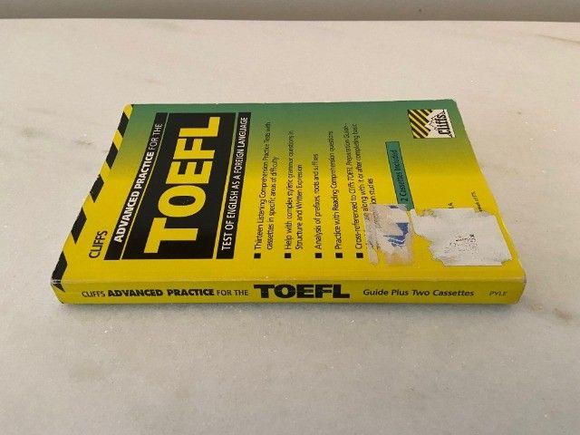 Livro de exercícios para Toefl - Cliffs - Foto 3
