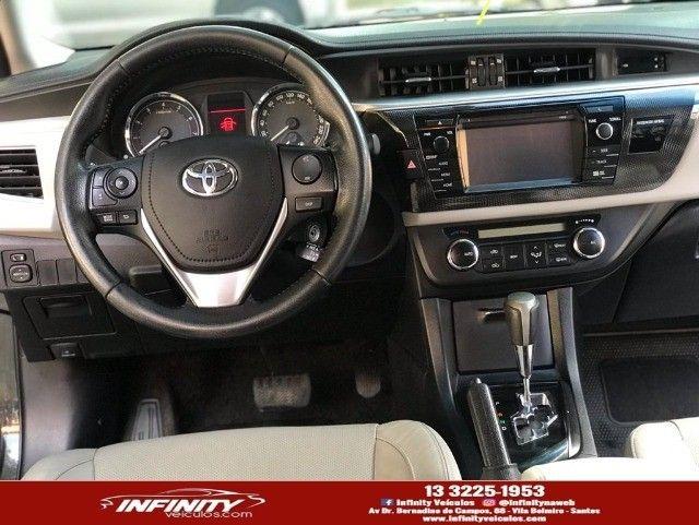 Toyota Corolla XEI 2.0 2015 Aut - Foto 5