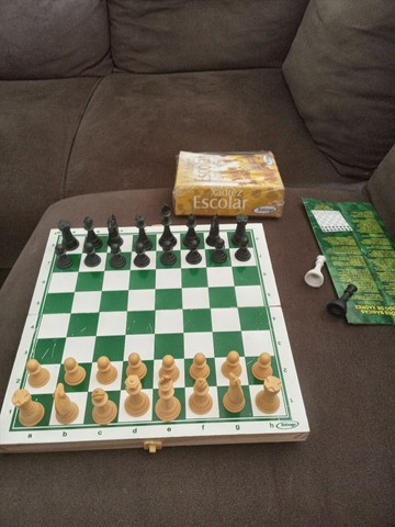 Jogo de xadrez - Foto 3