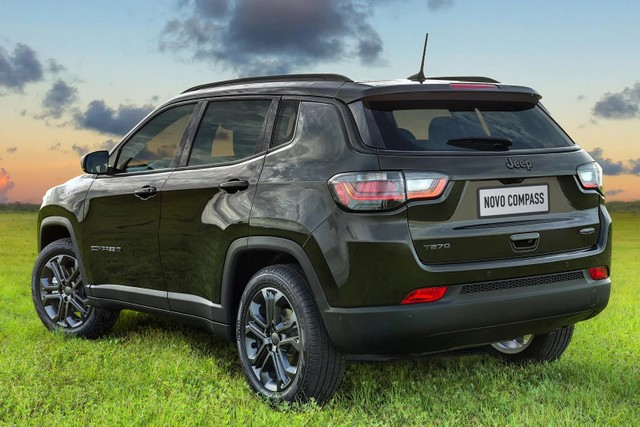Jeep Compass Sport 2022