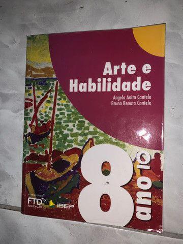 Livro didático- Artes