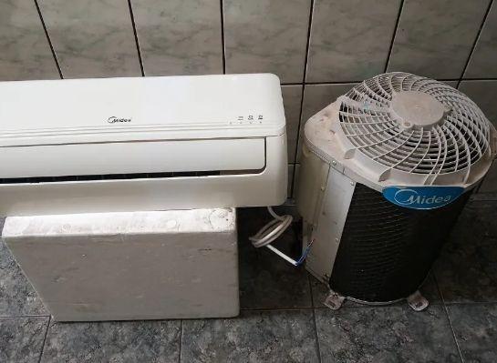 Ar condicionado instalação grátis
