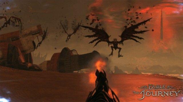Fable The Journey - Jogo Original Xbox 360 - Usado - Foto 4