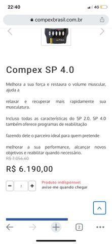 COMPEX SP 4.0 - Foto 2