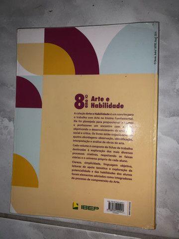 Livro didático- Artes - Foto 2