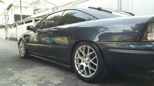 gm - chevrolet calibra  1995 - carros