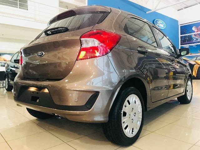 Ford Ka   Se Plus Zero Km Modelo Novo