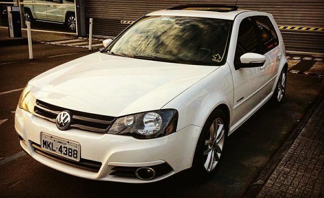 Vw - Volkswagen Golf Limited Edition 1.6 2013 - Impecável - Baixo Km