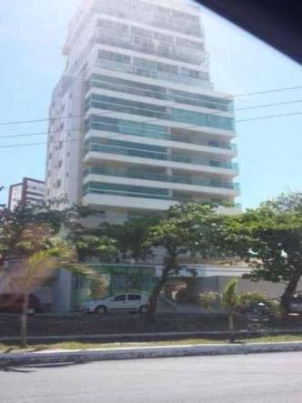 Apartamento Ed Brisa do Atlantico Pituba 120 m2 Vista Mar e Nascente