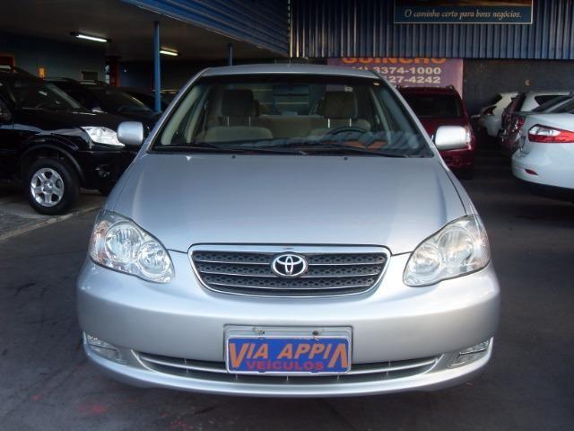 Toyota Corolla xei 1.8 2008 automático - Foto 2