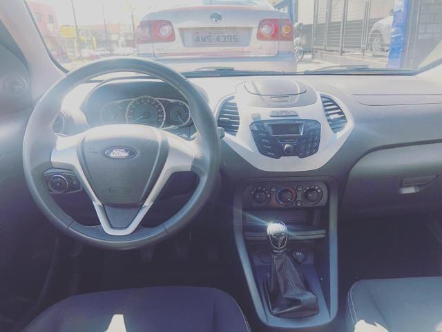 Ford Ka 1.0 2015/2015 - Um dos veículos mais Econômicos do Brasil - Foto 5