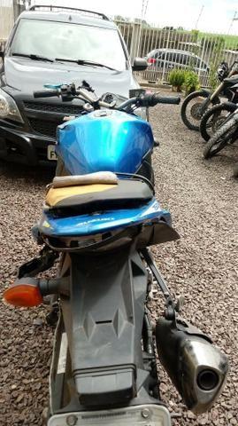 Moto P/ Retirada De Peças / Sucata Suzuki Gsr 750 Ano 2016 - Foto 2