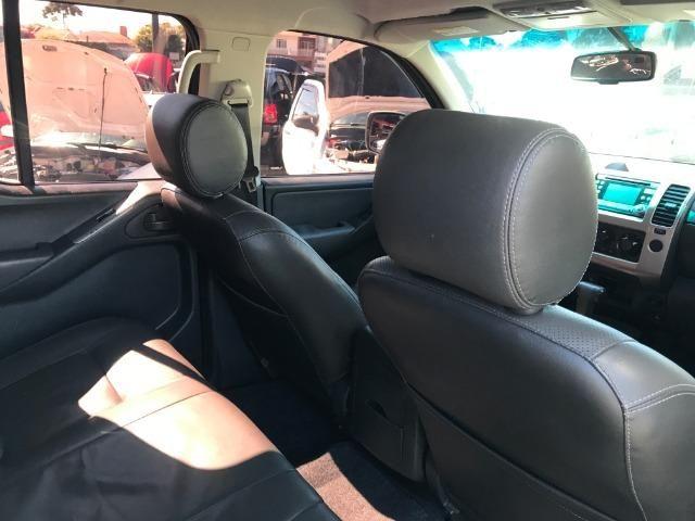 Nissan Frontier 2.5 Le Aut 4x4 (n Hilux Ranger F250 Amarock) - Foto 14
