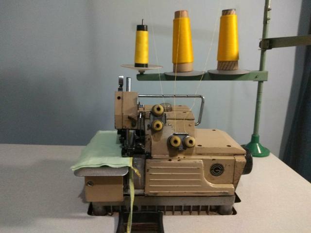 Máquina Interlock GN6