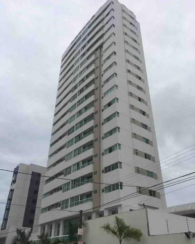 Alugo apartamento em Lagoa Nova 3/4 sendo 2 suites, 2 vagas, 113m