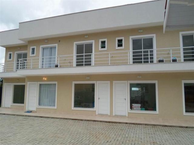 Casa à venda com 2 dormitórios em Balneário gardem mar, Caraguatatuba cod:54828