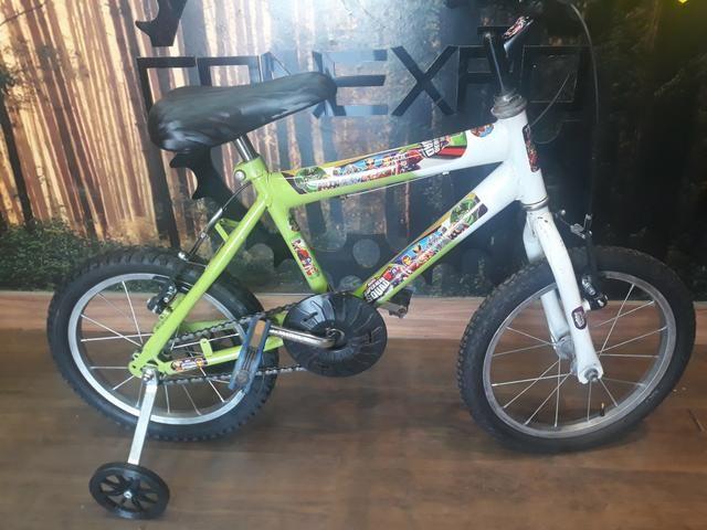 Bicicleta Infantil Aro 16 Vingadores