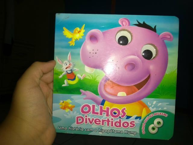 Livro do hipopótamo Hump