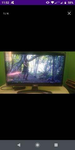 Smart tv LG 24 polg