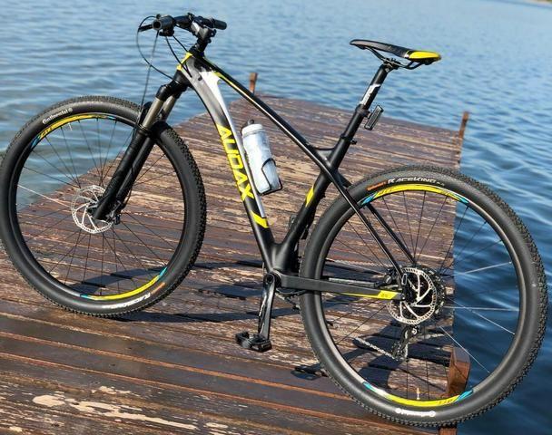 Bicicleta de Carbono/ Audax Auge 20