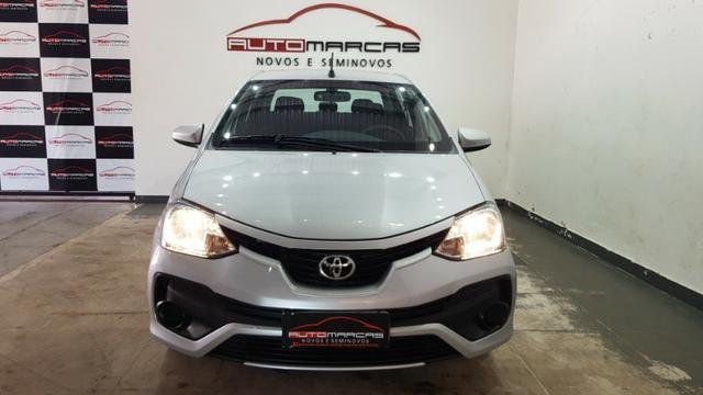 Toyota Etios Sedan X 1.5 Flex - Foto 2