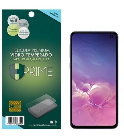 Película Hprime Premium Vidro Temperado a única que protege de quebra