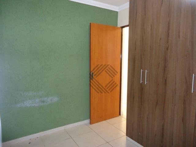 Apartamento com 2 dormitórios para alugar, 46 m² por r$ 650/mês - jardim ipanema - sorocab - Foto 11