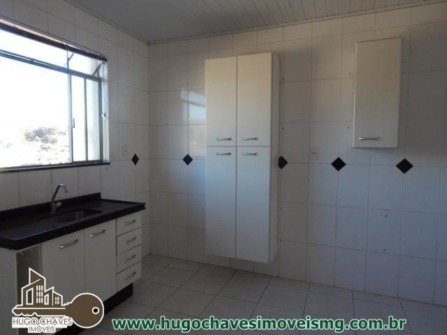 Apartamento à venda com 2 dormitórios em Carijós, Conselheiro lafaiete cod:216 - Foto 4
