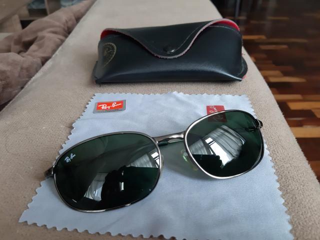 Óculos de sol novo Ray ban