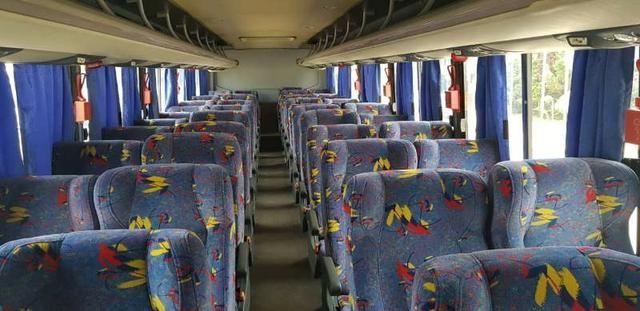 Ônibus Mascarello Roma 350 Volks bus 17 260 EOT - Fretamentos Único Dono, Impecável - Foto 9