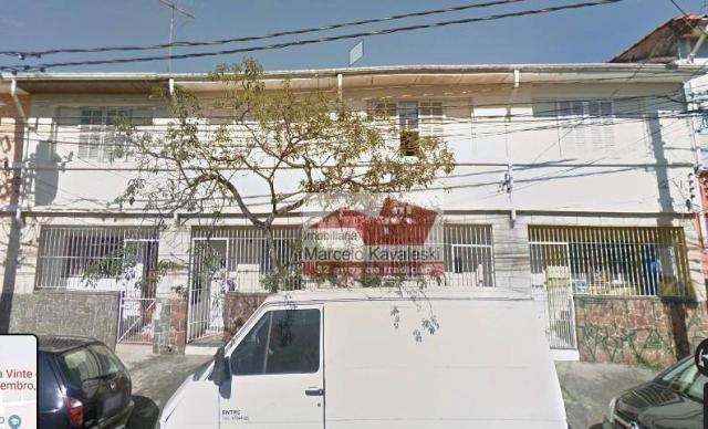 Sobrado com 2 dormitórios para alugar, 80 m² por r$ 1.800,00/mês - vila dom pedro i - são