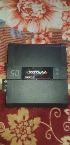 SD 1200 EVO semi novo na caixa
