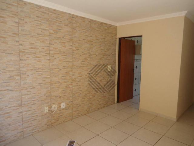 Apartamento com 2 dormitórios para alugar, 46 m² por r$ 650/mês - jardim ipanema - sorocab - Foto 5
