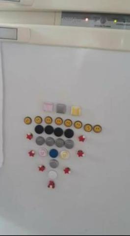 Um Kit imãs para painel de fotos ou geladeira - 31 itens - Foto 5