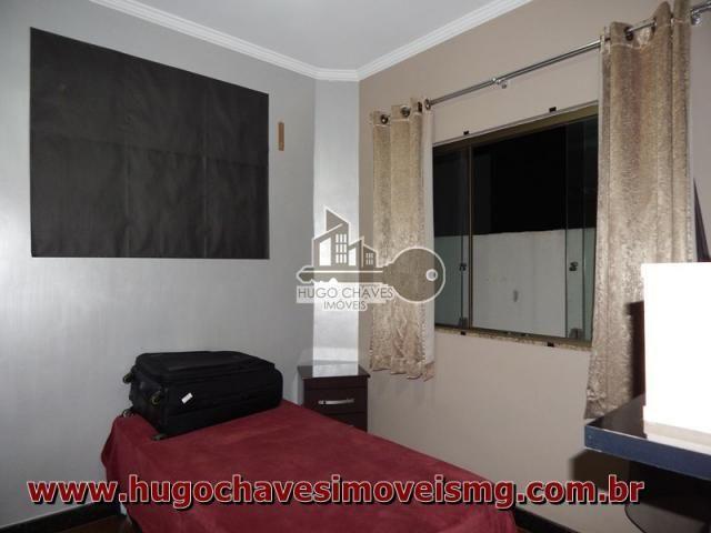 Apartamento à venda com 3 dormitórios em Jardim america, Conselheiro lafaiete cod:242 - Foto 6