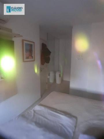 Apartamento com 3 dormitórios à venda, 110 m² por r$ 580.000 - jatiúca - maceió/al - Foto 6