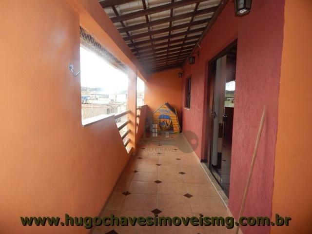 Casa à venda com 3 dormitórios em Rochedo, Conselheiro lafaiete cod:175 - Foto 18
